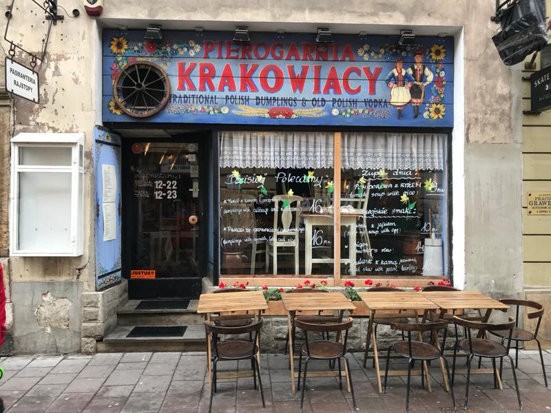 Pierogarnia Krakowiacy