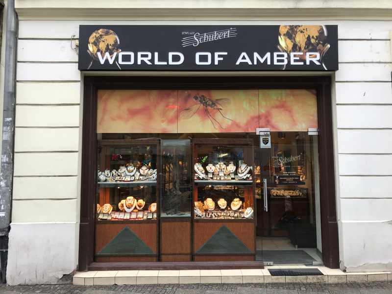 World of Amber