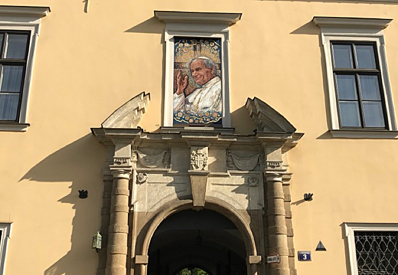 Papal Window