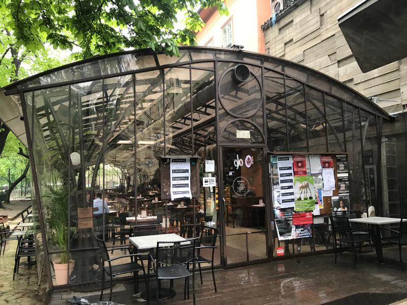 Bunkier Cafe