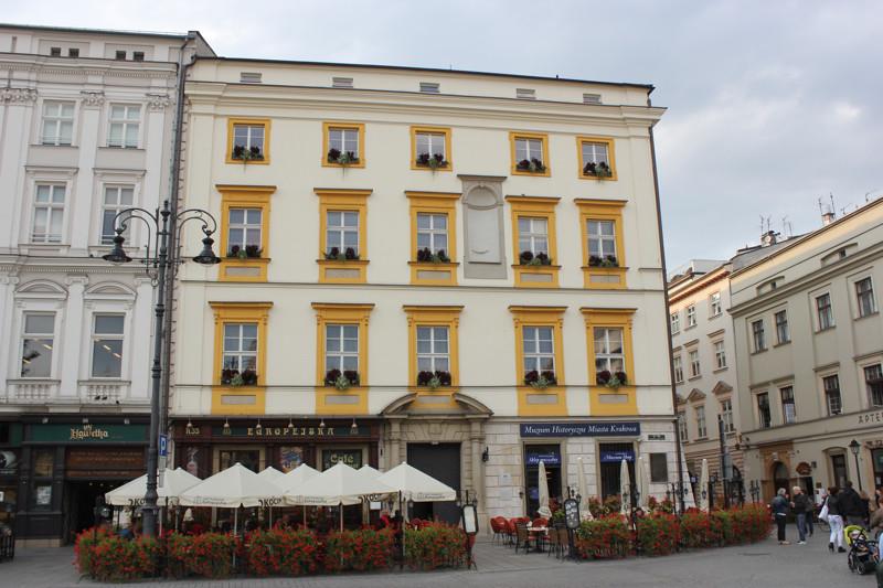 The Krzysztofory Palace