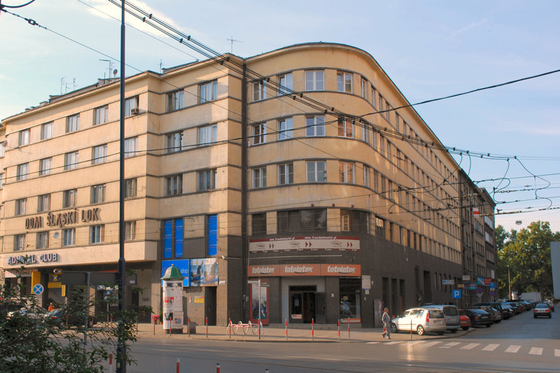Pomorska Street Former Gestapo Headquarters