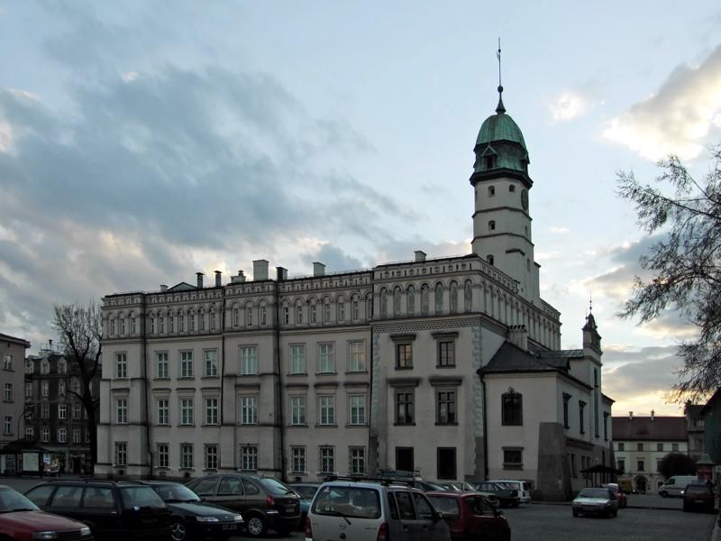 Ethnographic museum in Krakow-Kazimierz