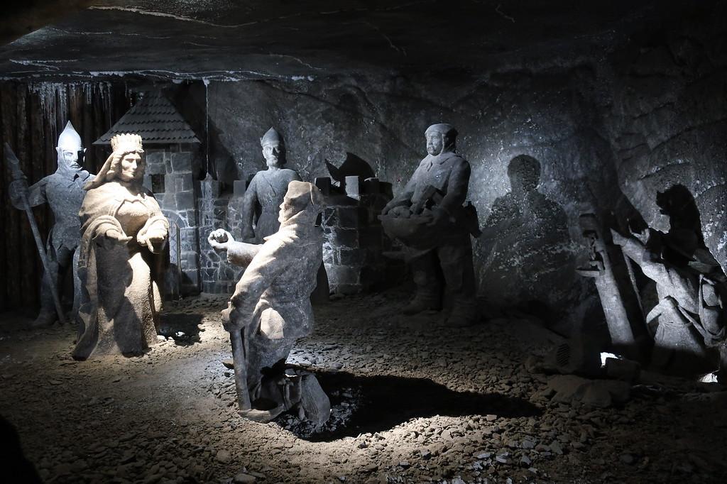 Kinga, Wieliczka Saltmines