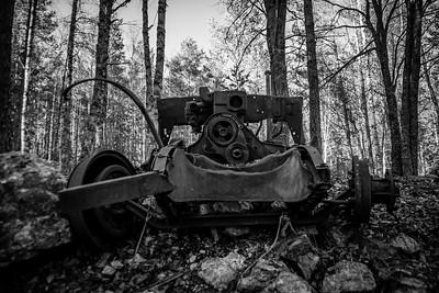 Skrot i skogen