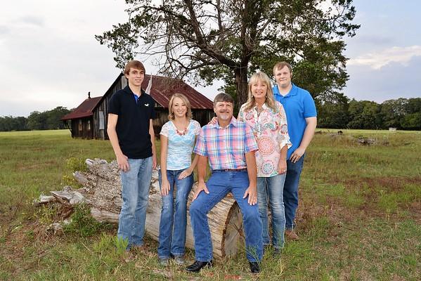 Krenek Family