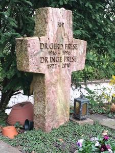 Kreuz aus Quarz