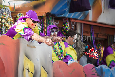 Krewe of Houmas 2017