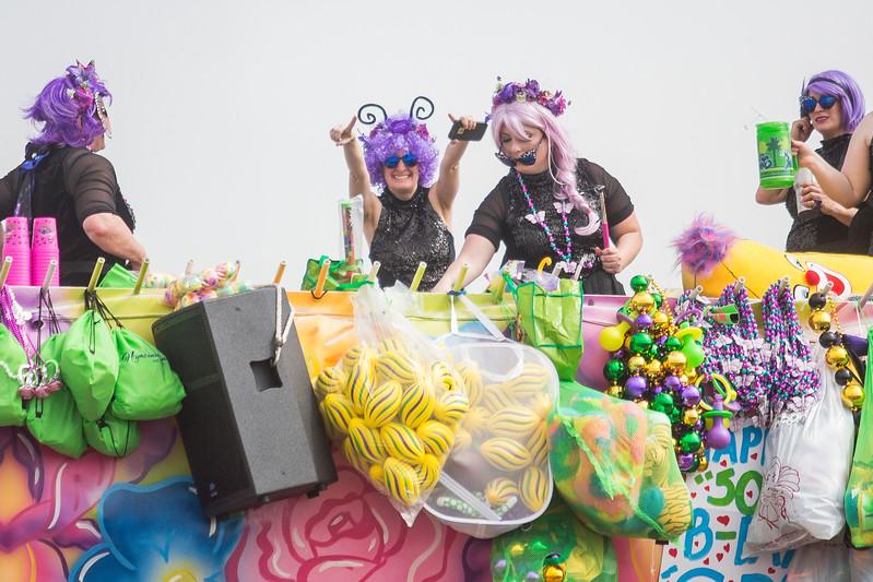 Hyacinthians Parade 2017