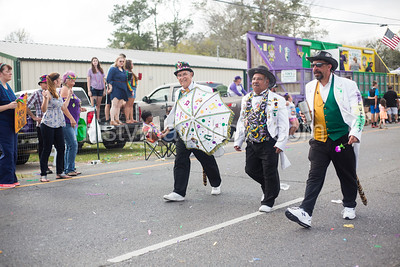 Krewe of Kajuns 2017