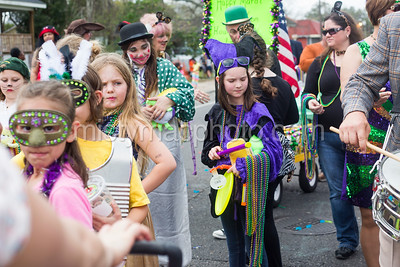 Krewe of Tradition 2017
