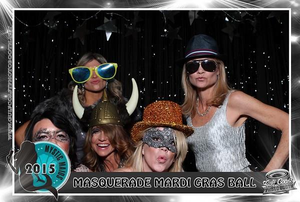 Mystic Maids Mardi Gras 2015