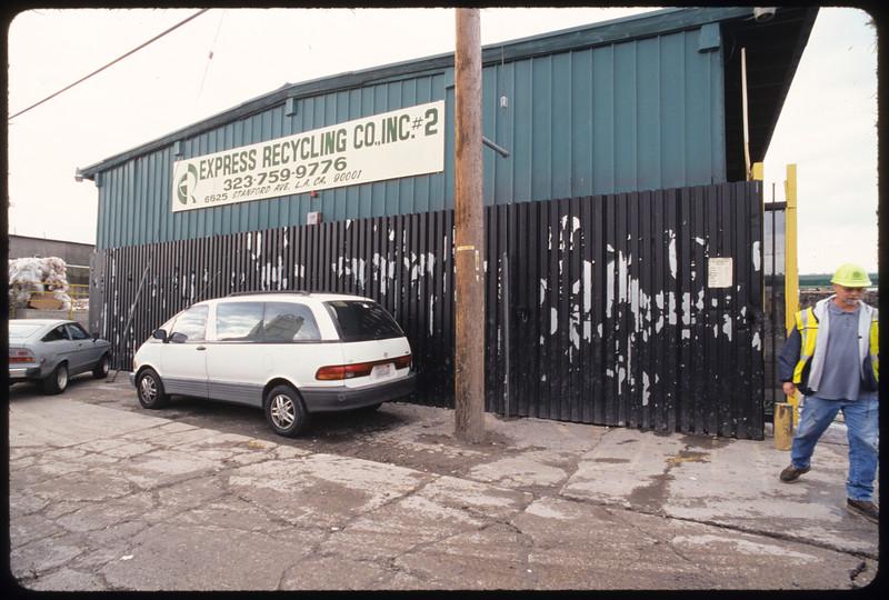 Waste Management, Los Angeles, 2005