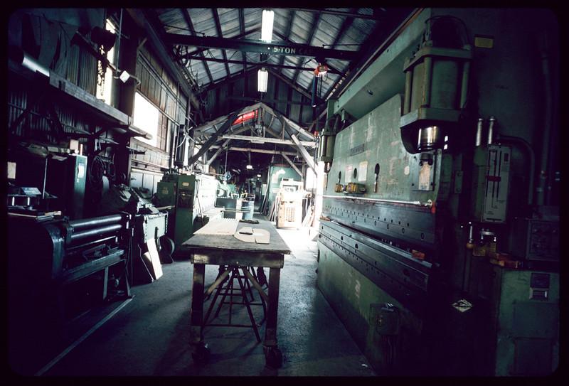 Marine Sheet Metal Works, Inc., San Pedro, 2004