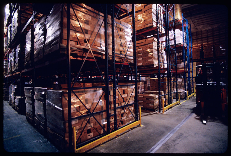 National Cold Storage Company, Hyman Hendler & Sons, Inc. parking, Woodland Processing, Inc., Los Angeles, 2004