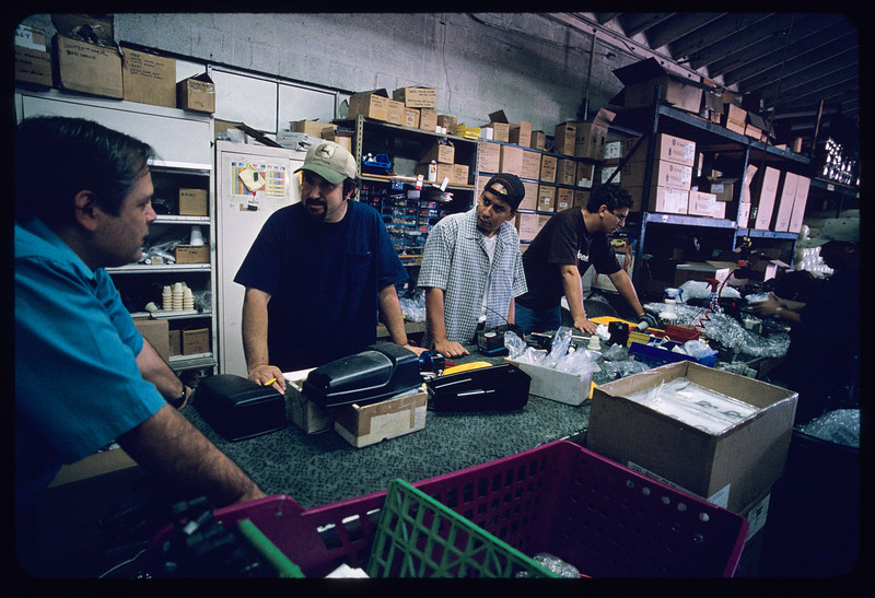 Clear Water Corporation, North Hollywood, 2004