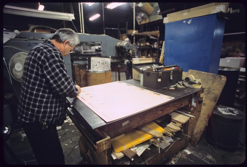 Custom Lithograph, Inc., Los Angeles, 2005