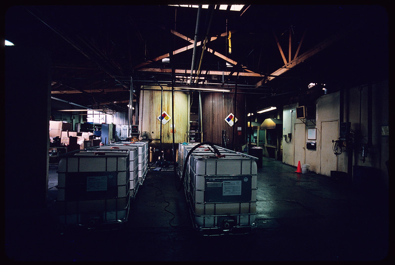 Ayllon Furniture, Los Angeles, 2004