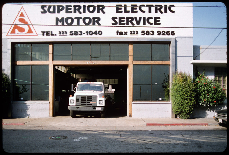 Superior Electric Motor Service, Vernon, 2004