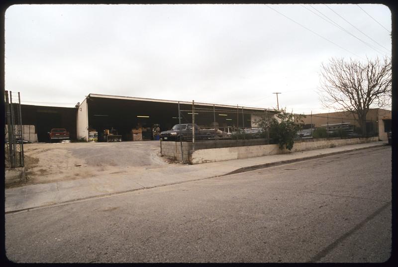 Industrial sites in Deering Avenue