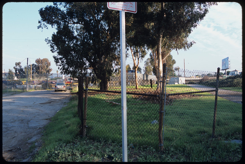 Sites around Union Pacific Intermodal terminals (Trigg off-ramp to Bandini Park)