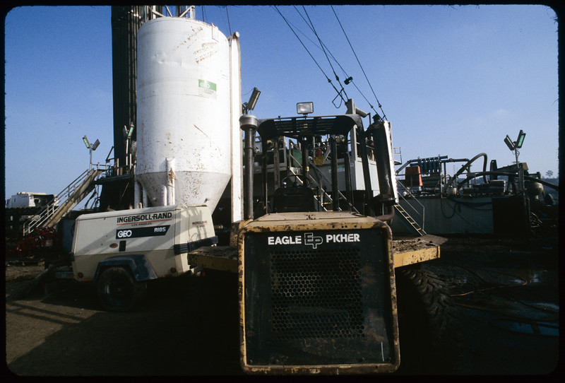 Plains Exploration and Production Company, Inglewood Oil Field, Los Angeles, 2004