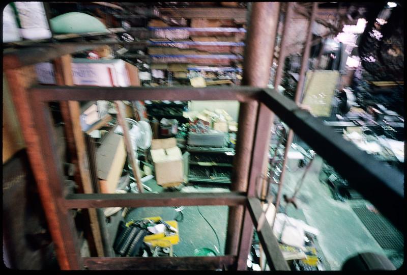 WCS Inc. (Western Claymachinery Sales, Inc.), Los Angeles, 2004