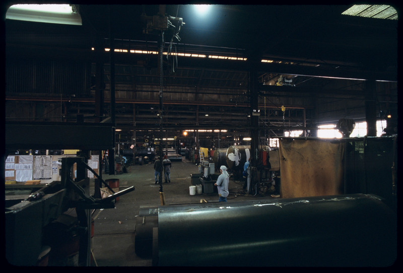 Roy E. Hanson Jr. Manufacturing, Los Angeles, 2004