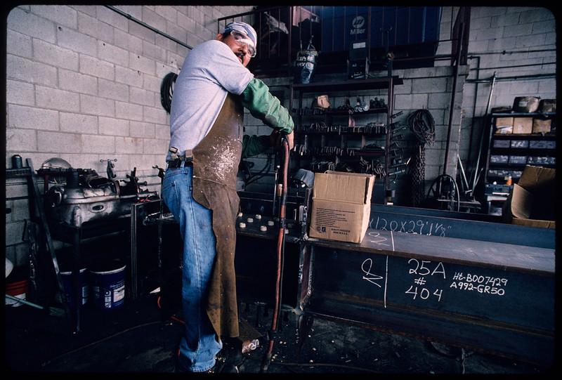 Carey Steel Company, Inc., Chatsworth, 2004