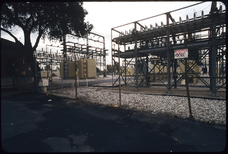 Southern California Edison substation