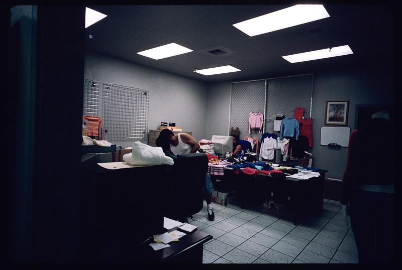 Offline, Inc., Los Angeles, 2004