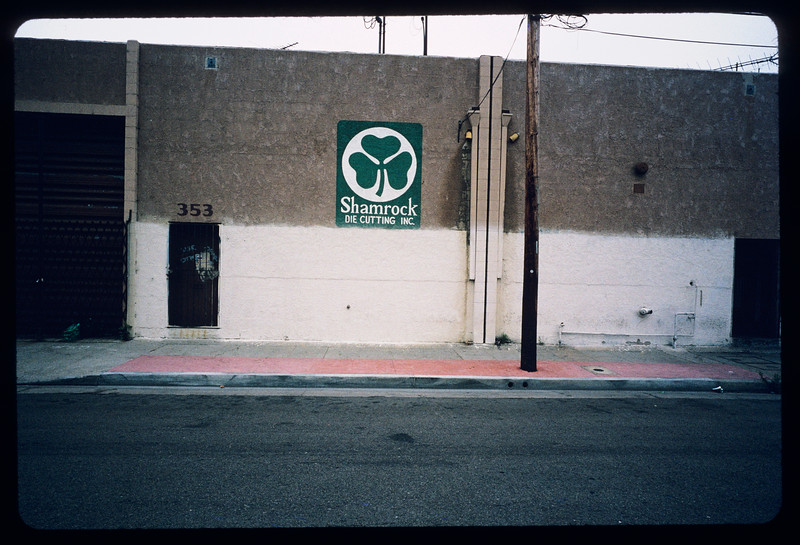 Shamrock Die Cutting Company, Inc., Los Angeles, 2004