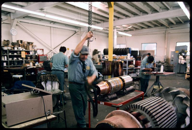 Superior Electric Motor Service, Vernon, 2004