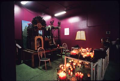 Templo y Botanica San Simon de los Llanos, Los Angeles, 2005