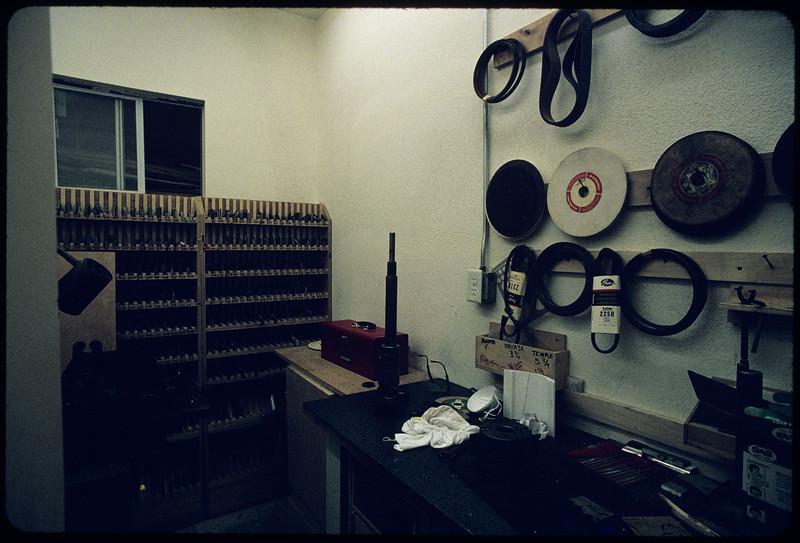 Dynamic Cabinet Designs, Inc., Chatsworth, 2004