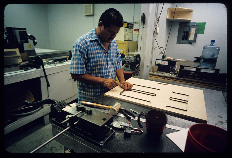 Shamrock Die Cutting Company, Inc., Los Angeles, 2004