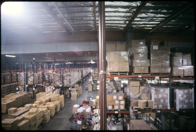 Romeo & Layla Warehousing, Inc., South El Monte, 2005
