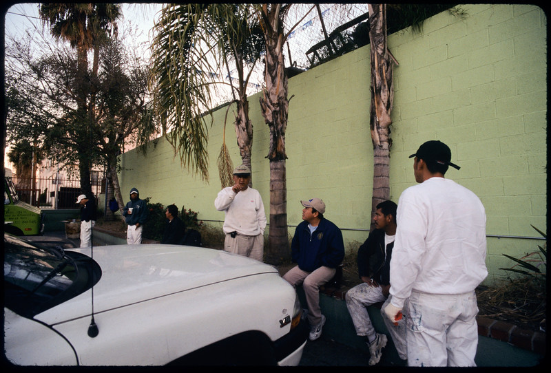 Shilpark Paint Company, Los Angeles, 2004
