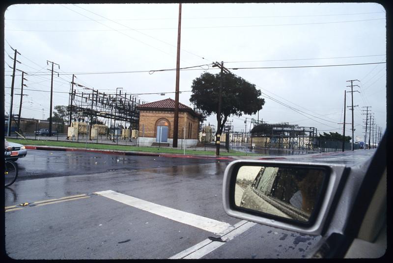 Southern California Edison substation