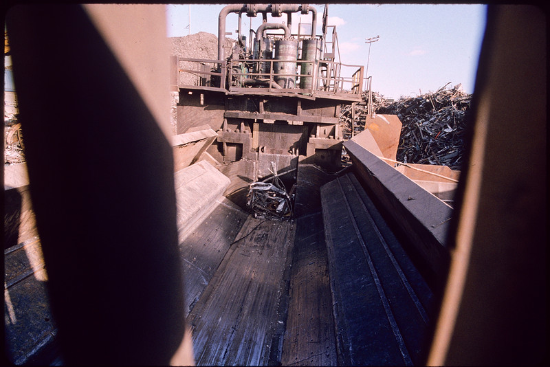 Hugo Neu-Proler Company, San Pedro, 2004
