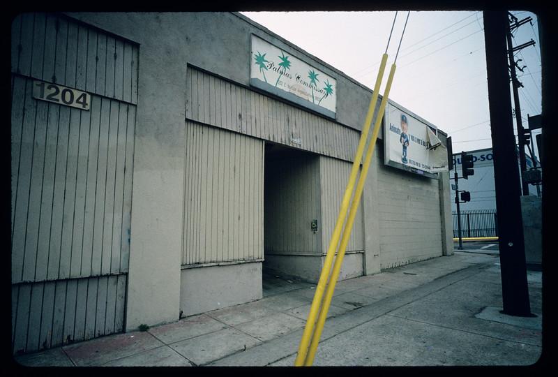 Palmas Commissary, Los Angeles, 2004