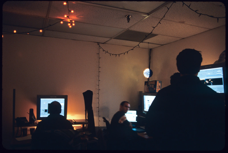 Rhythm and Hues Studios., Los Angeles, 2004
