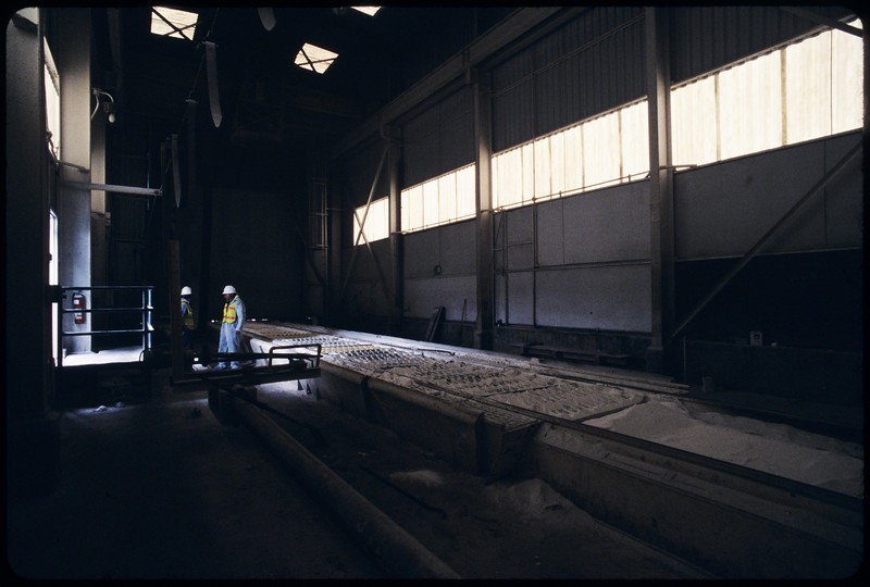 Metropolitan Stevedore Company, Long Beach, 2005