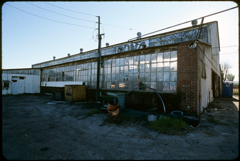 Industrial, commercial and residential buildings, South El Monte and City of Industry, 2005