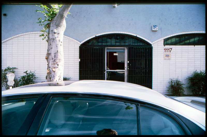 East Pico Boulevard from South Central Avenue to Paloma Street, Los Angeles, 2003