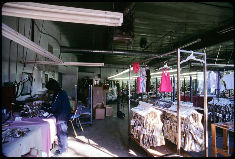 TJ Fashion, South El Monte, 2005