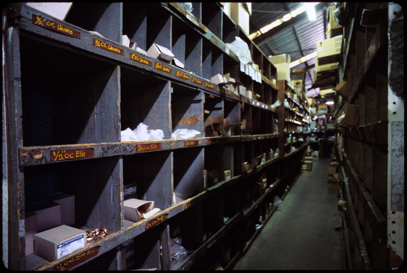 Angelus Sheet Metal and Plumbing Supplies, Los Angeles, 2005
