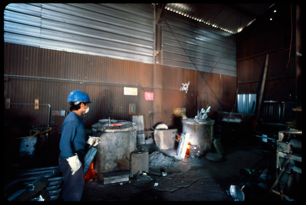 Alphacast Foundry, Inc., Los Angeles, 2005