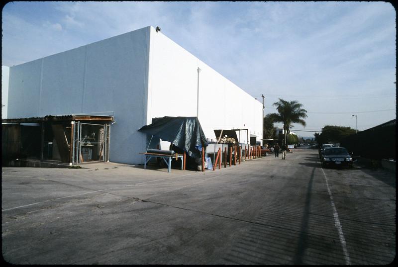 Icredco sites in Playa Vista, Los Angeles, 2005