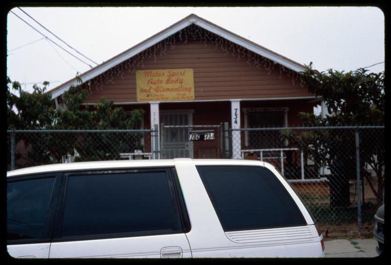 Tile co., auto dismantlers, environmental remediation services, etc., Wilmington, 2005